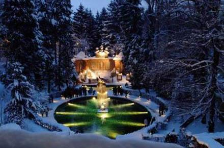 STILLE NACHT, HEILIGE NACHT AND ADVENT AT HELLBRUNN PALACE