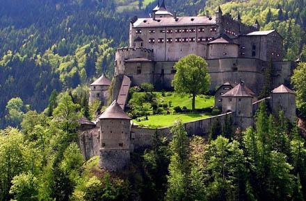 Hohenwerfen Fortress Tours