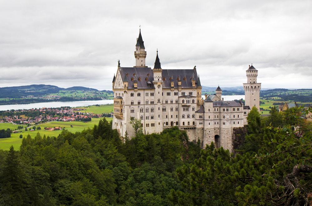 NEUSCHWANSTEIN und LINDERHOF Auf den Spuren von König Ludwig II – Teil I