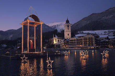 ADVENT IN THE SALZKAMMERGUT